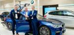 Deceuninck-Quick Step in zee met BMW
