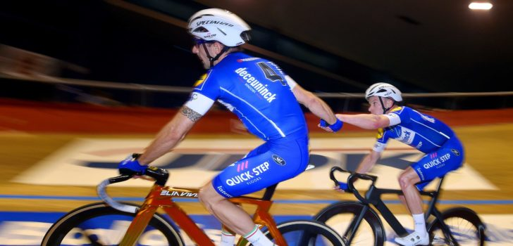 Keisse en Viviani winnen Zesdaagse van Gent na spannende strijd