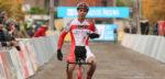 Junior Ryan Cortjens wint Wereldbekercross van Namen