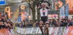 Lucinda Brand verrast met zege in Tabor, Sanne Cant zesde
