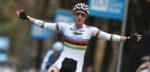 Sanne Cant verslaat Laura Verdonschot in Zilvermeercross
