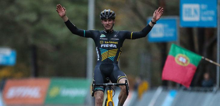 Van Kessel volgt Van der Poel op in Mol, Telenet-Fidea bezet volledig podium