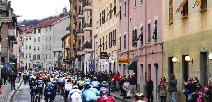 Ook wildcards bekend voor Strade Bianche, Tirreno-Adriatico, Milaan-San Remo
