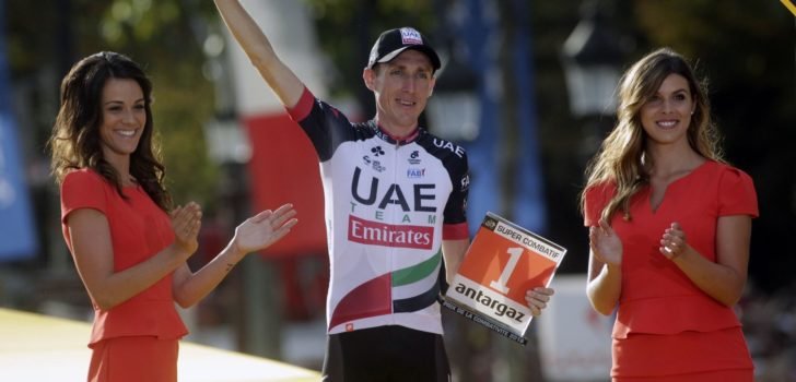 Wielerploegen 2019: UAE Emirates