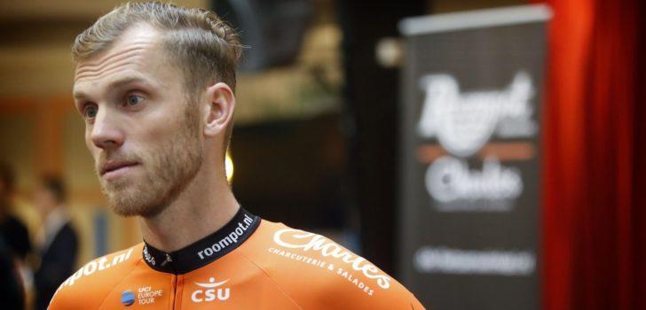 """Lars Boom: """"Hoop dat ik niet gedubbeld word door Mathieu"""""""