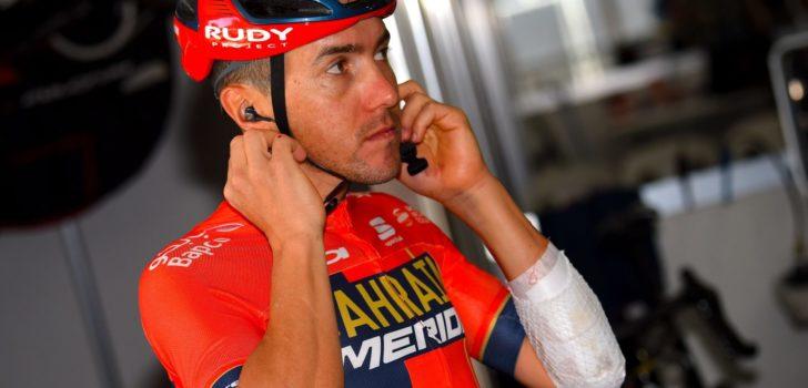 """Pozzovivo: """"Vertrouw erop dat ik op tijd ben hersteld voor de Giro"""""""