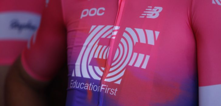 Poll: EF Education First heeft het mooiste WorldTour-tenue van 2019