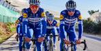 Deceunick-Quick-Step in 2019 met fietscomputers van Bryton