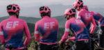 Wielertenues 2019: EF Education First in het felroze met blauw