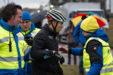Thibau Nys naar ziekenhuis na zware val in Hoogerheide