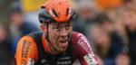 Zware val op training hinderde Laurens Sweeck in Hoogerheide