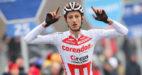 Ben Turner wint GP Sven Nys bij de beloften