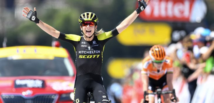 """Prudhomme: """"Tour de France voor vrouwen in juli onmogelijk"""""""