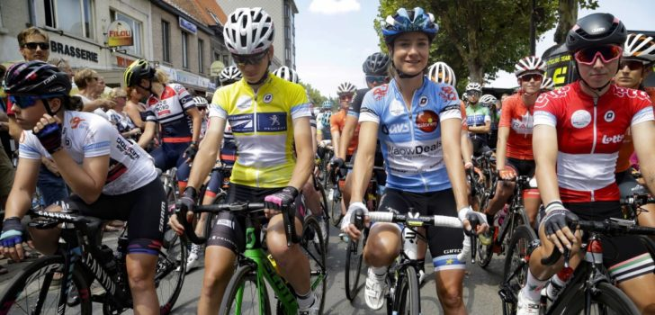 BeNe Ladies Tour voor het eerst door provincie Antwerpen