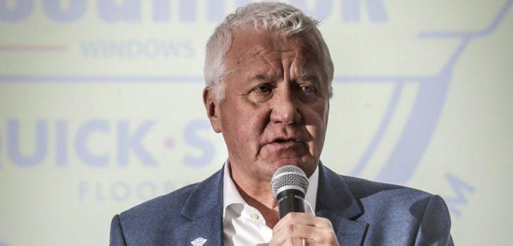 "Patrick Lefevere: ""Coronacrisis kostte ons nu al 500.000 euro"""