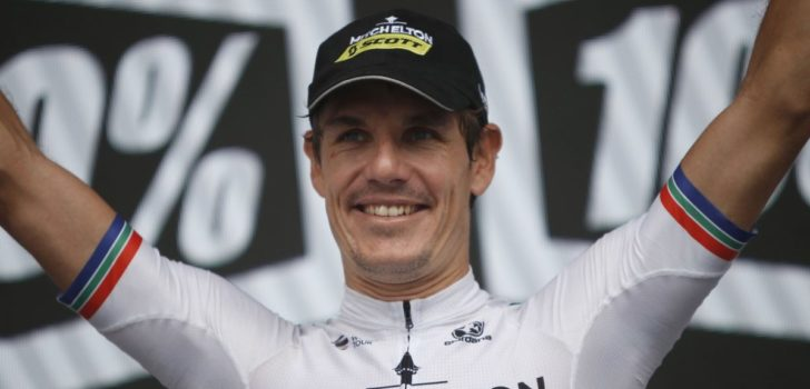 Dubbel feest Mitchelton-Scott in slotrit Czech Cycling Tour