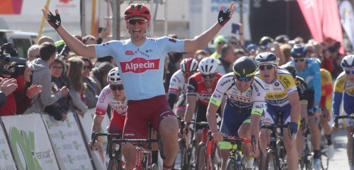 Marcel Kittel snelt naar zege in Trofeo Palma
