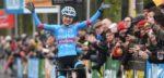 Sterke Denise Betsema wint veldrit van Maldegem