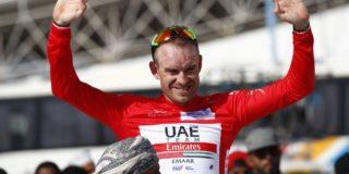 UAE Emirates rekent op Kristoff en Trentin in Tour de La Provence