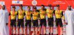 """Laurens De Plus na zege in UAE Tour: """"Jongerentrui is bonus"""""""