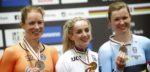 Elinor Barker onttroont Kirsten Wild op WK-scratch, Jolien D'Hoore derde