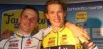 Tarteletto-Isorex: profrenner Kirill Pozdnyakov (30) hangt fiets per direct aan de haak