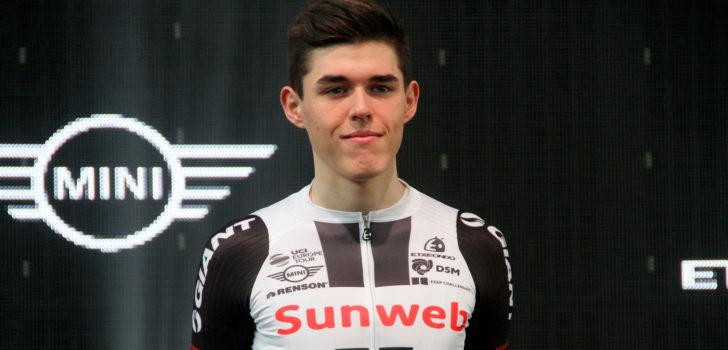 Florian Stork promoveert naar WorldTour-ploeg Sunweb