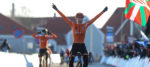 Inge van der Heijden pakt WK-goud bij beloftes op Nederlands podium
