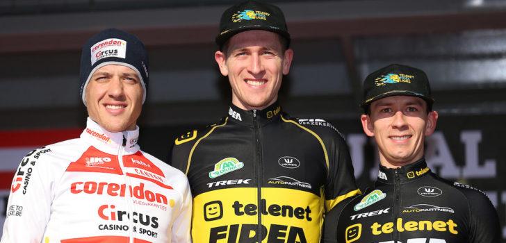 """Toon Aerts winnaar in Leuven: """"Ik win niet gauw in een sprint"""""""