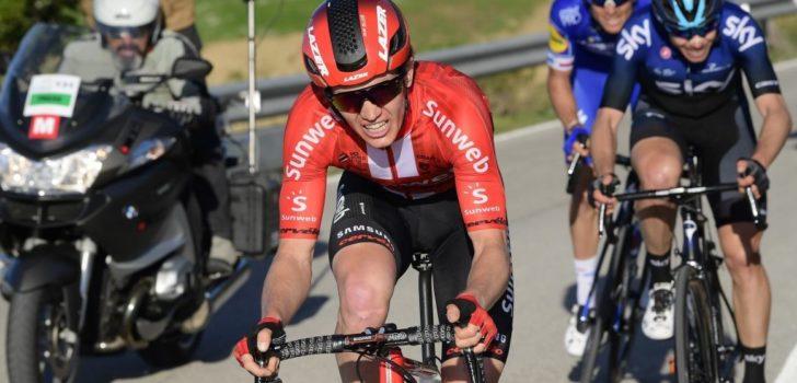 Søren Kragh Andersen past ook voor Strade Bianche