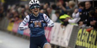 Winder begint Lotto Belgium Tour met zege, Kopecky vijfde