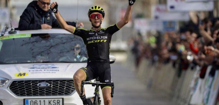 Simon Yates wint in Ruta del Sol, Jakob Fuglsang nieuwe leider