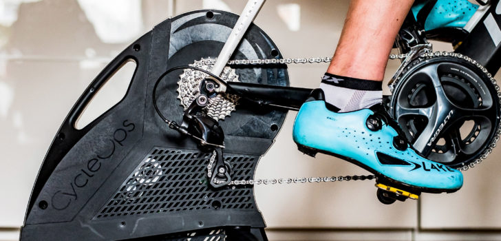 CycleOps Hammer H2 : De spijker op zijn kop