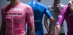 Castelli presenteert leiderstruien Giro d'Italia 2019