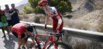 Boswell kampt met zware hersenschudding na val in Tirreno