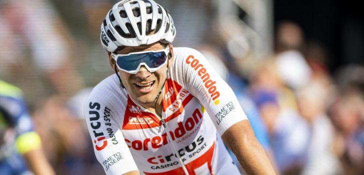 """Gianni Vermeersch: """"Hoop op selectie voor de Ronde"""""""