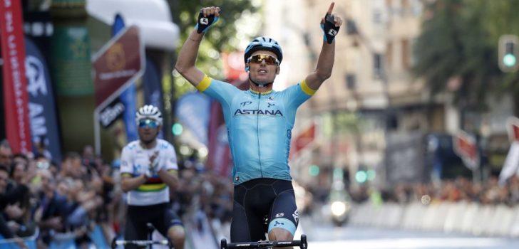 Astana stuurt droomploeg naar Parijs-Nice