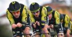Mitchelton-Scott triomfeert in ploegentijdrit Coppi e Bartali, Stannard nieuwe leider