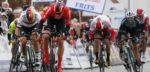 Winst Cees Bol in Nokere Koerse, zware val Mathieu van der Poel