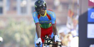 Mekseb Debesay neemt revanche met Afrikaanse wegtitel