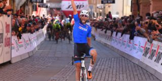 Hamilton pakt eindzege in Coppi e Bartali, Finetto wint slotetappe