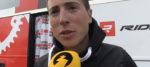"""Jens Keukeleire komt met schrik vrij na val in De Panne: """"Ik heb geluk gehad"""""""