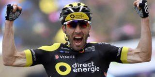 Jonathan Hivert sprint naar ritzege in Vuelta Aragón