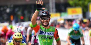 Andrea Guardini doet stapje terug naar continentaal niveau