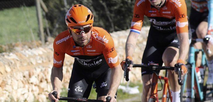 Michael Van Staeyen uit de roulatie met gebroken pink