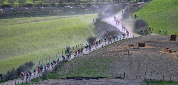 Licht op groen voor Strade Bianche, Tirreno-Adriatico en Milaan-San Remo