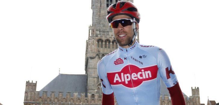 Tour 2019: Katusha-Alpecin selecteert Jens Debusschere