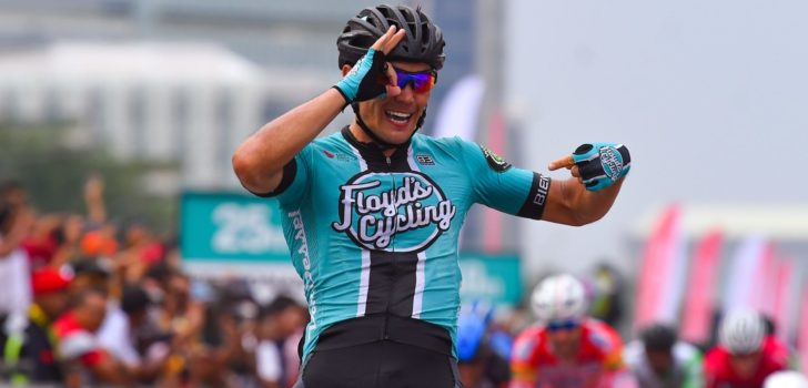 Travis McCabe tekent contract bij Israel Cycling Academy