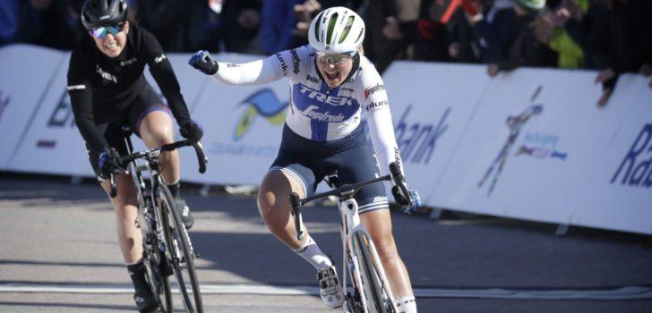 Lotta Lepistö wint openingsrit Healthy Ageing Tour