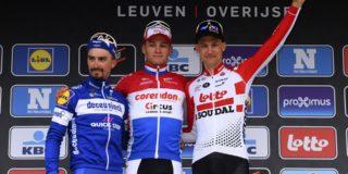 Brabantse Pijl wellicht op woensdag tussen Luik-Bastenaken-Luik en Amstel Gold Race